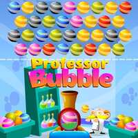 Professor Bubble,Professor Bubble is one of the Bubble Shooter Games that you can play on UGameZone.com for free. This is another bubble shooter. Match 3 bubbles and carefully aim. Pop all bubbles to win the game. A simple bubble shooter game, shoot in 3 or more balls with the same colors, and get a high score! Enjoy and share it with your friends!