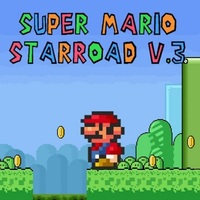 แนวโน้มเกม,Super Mario Starroad V.3 is one of the Adventure Games that you can play on UGameZone.com for free. Grab the coins as you jump OVER goombas and reach the final ending star at each level. Many levels are waiting for you to experience. Use keyboard to play the game. Have fun!