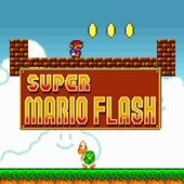 Super Mario Flash New