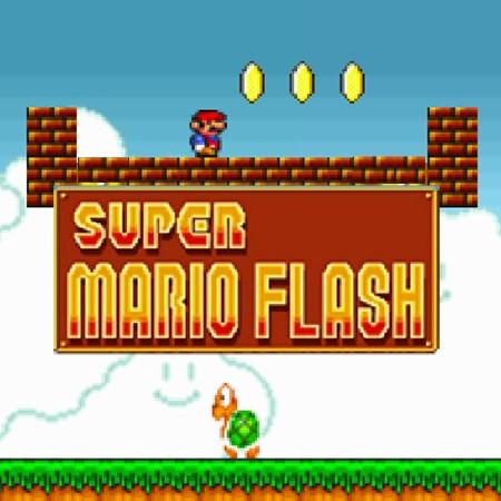 Super Mario Flash New - Play Super Mario Flash New at