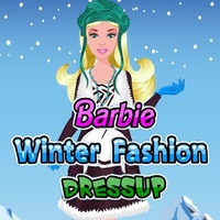 Barbie Winter Fashion Dressup