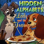 Hidden Alphabets Lady And The Tramp