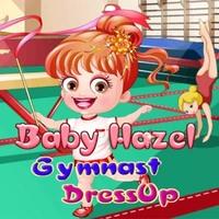 Baby Hazel Gymnast Dressup