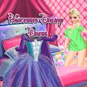 Princesses Dreamy Dress