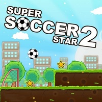 En Yeni Oyunlar,Super Soccer Star 2 is one of the Soccer Games that you can play on UGameZone.com for free. Head back to the field and see if you can score tons of goals in this challenging soccer game. Can you get the ball into the net and collect lots of stars too? Enjoy and have fun!