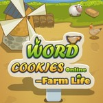 Word Cookies Online Farm Life