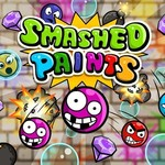 Smashed Paints