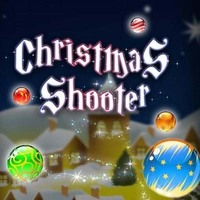 Juegos gratis en linea, Christmas Shooter is one of the Bubble Shooter Games that you can play on UGameZone.com for free. The goal of the game is to clear all the Xmas balls from the level avoiding any ball crossing the bottom line. Enjoy and have fun!