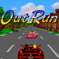 Popüler Oyunlar,Out Run is one of the Racing Games that you can play on UGameZone.com for free. Lay back behind the wheel of a red convertible car and take a nice sweet trip as you ride around California-inspired landscapes in OutRun! Ride around with your girlfriend as you get behind the wheels of your Ferrari Testarossa and enjoy the 16-bit sceneries! Have fun!