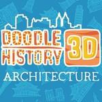 Doodle History 3D Architecutre
