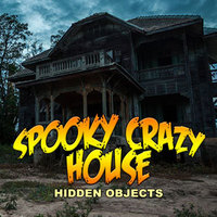 Spooky Crazy House Hidden Objects