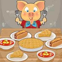 Piggy's Dinner Rush