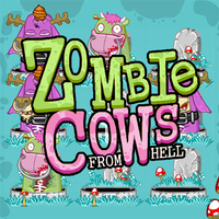 Zombie Cows From Hell