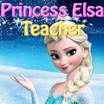 Princess Elsa Teacher