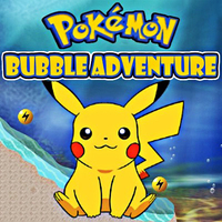 Pokemon Bubble Adventure