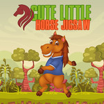 Cute Little Horse Jigsaw