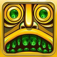 Trendy gier,Temple Quest is one of the Running Games that you can play on UGameZone.com for free. Save your neck adventurer! Run for your life in an endless maze of temple ruins! Collect coins, power-ups and upgrade them to get as far as possible. Use special abilities of the outfits and fulfill various tasks. How long will you survive?