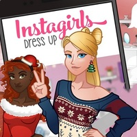 Tendencias de los juegos,Instagirls Christmas Dress Up is one of the Dress Up Games that you can play on UGameZone.com for free. Christmas is back in town! And the Instagirls are dressing up in fashion! Choose your girl, select your Christmas clothes and create the perfect X-Mas outfit!