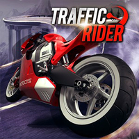 Popüler Oyunlar,Traffic Rider is one of the Motorcycle Racing Games that you can play on UGameZone.com for free. Have you got a need for speed? Jump on the motorcycle and beat professional racing racers and test your riding skills and driving skills! Use arrow keys to control the bike. Have fun!