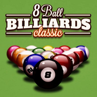 Populaire Jeux,8 Ball Billiards Classic is one of the 8 ball pool games that you can play on UGameZone.com for free. This game allows you to play against either an AI computer opponent or one of your friends or family in a fantastic 2 player mode. Whichever mode you play, the controls are easy and the billiards gameplay is realistic. The standard rules of billiards apply and you must try and pot the balls in color sequence.
