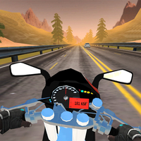 Games Trends,Moto Traffic is one of the Motorcycle Racing Games that you can play on UGameZone.com for free. The controls are simple – use the keyboard arrow keys to control the acceleration and deceleration, and also your tilt. Ride through each course and try to land your jumps perfectly – if you angle your bike incorrectly you risk tipping your bike over!
