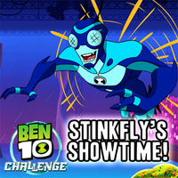Ben 10 Stinkfly's Showtime