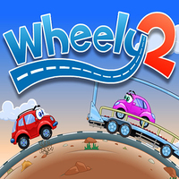 Games Trends,Wheely 2 is one of the Wheely Games that you can play on UGameZone.com for free.  Wheely tries to catch his love. Can you help him with this problem-solving adventure? Help Wheely get to the checkered flag in each level. Help this cute car down elevators, over obstacles, and to the finish line! Enjoy and have fun!