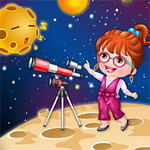 Baby Hazel Astronomer Dress Up