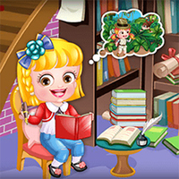 Baby Hazel Storywriter Dress Up