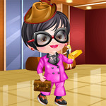 Baby Hazel Business Tycoon Dress Up