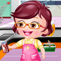 Baby Hazel Cashier Dress Up