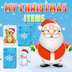 My Christmas Items