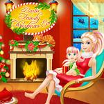 Barbie Family Christmas Eve