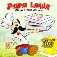 Papa Louie 1: When Pizzas Attack