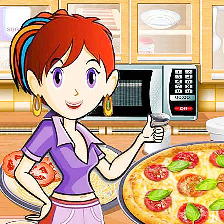 Sara's Cooking Class Games