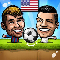 En Yeni Oyunlar,Dream Head Soccer is one of the Football Games that you can play on UGameZone.com for free. Do you like sport games? Dream Head Soccer is waiting for you. In this game, you can choose one of your favorite football players, and then join in the game. Use arrow keys to play the game. Enjoy and have fun!